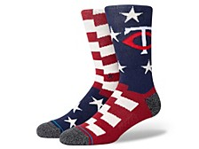 Minnesota Twins Brigade Socks