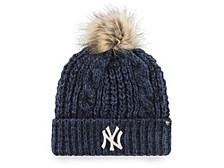 Women's New York Yankees Meeko Knit Hat