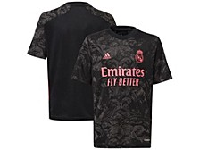 Men's Real Madrid Club Team 3rd Stadium Jersey