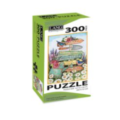 LangGarden Sign 300pc Puzzle