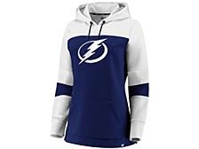 Tampa Bay Lightning Women's Colorblocked Fleece Sweatshirt