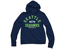 Seattle Seahawks Men's Established Hoodie