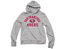 Authentic Apparel Men's San Francisco 49ers Established Hoodie