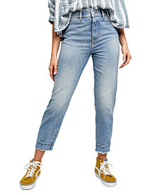 Free People Marion High-Waisted Jeans