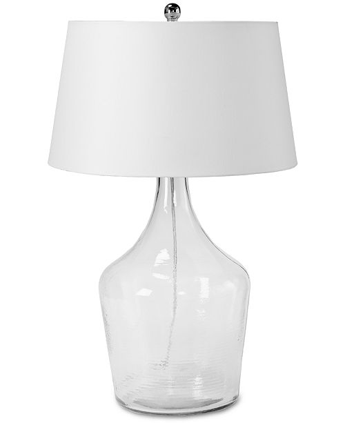 Regina Andrew Design Regina Andrew Recycled Glass Bottle Table Lamp