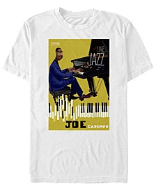 Men's Soul Joe Piano Short Sleeve T-shirt