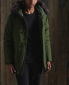Men's Rookie Down Parka Coat