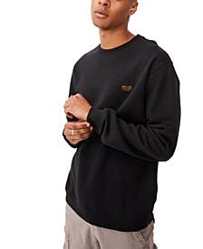 Men's Crew Fleece Sweater