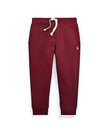 Little Boys Fleece Jogger