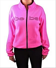 Sport Women's Polar Fleece Zip Jacket