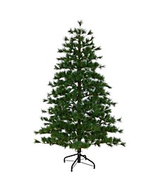 Yukon Mixed Pine Artificial Christmas Tree with 864 Bendable Branches