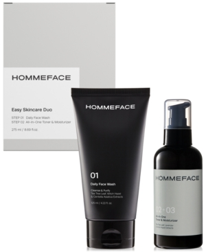 Men's 2-Step Daily Skincare Duo Gift Set