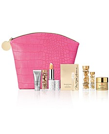 Choose Your FREE 8pc Gift, with any $37.50 Elizabeth Arden purchase. Total gift worth up to $126!*