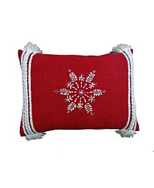 "14"" L x 20"" W Christmas Throw Pillow for Sofa"