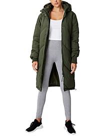 Women's The Mother Longline Puffer Jacket