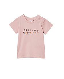Baby Girl Jamie Short Sleeve T-Shirt