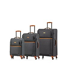 Classic II 3-Pc. Softside Luggage Set