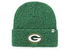 Green Bay Packers Brain Freeze Cuff Knit