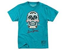 San Antonio Spurs Men's Sugar Skull T-Shirt