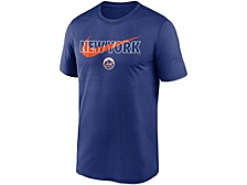 New York Mets Men's City Swoosh Legend T-Shirt