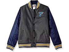 St. Louis Blues Youth Varsity Jacket