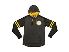 Men's Pittsburgh Steelers Lightweight Hoodie