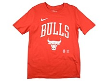 Chicago Bulls Youth Facility T-Shirt