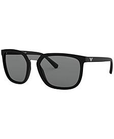 Sunglasses, EA4123 58