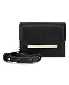 INC Kristaa Crossbody Wallet, Created for Macy's