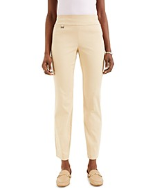 Tummy-Control Pull-On Skinny Pants, Regular, Short and Long Lengths, Created for Macy's