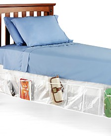 Whitmor 16 Pocket Bedskirt Organizer