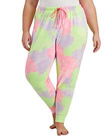 Plus Size Super Soft Sleep Jogger, Created for Macy's