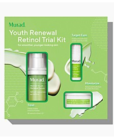 3-Pc. Youth Renewal Retinol Trial Set