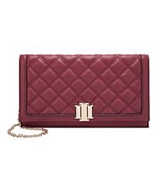 INC Jeenn Quilted Clutch, Created for Macy's