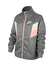 Sportswear Heritage Big Girls Full-Zip Jacket