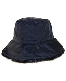 Reversible Rain Bucket Hat