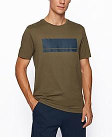 BOSS Men's Teeonic Regular-Fit Jersey T-Shirt