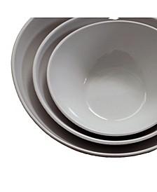 Highlands 3 Piece Serving Bowl Set