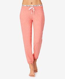 Side-Stripe Sleep Jogger Pants