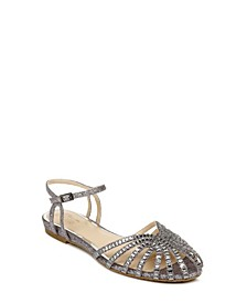Women's Perla Flat Evening Sandal
