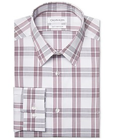 Logo Slim Fit Stretch Collar Dress Shirt, Online Exclusive