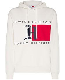 Men's Lewis Hamilton Logo Hoodie