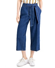 Cotton Culotte Pants, Created for Macy's
