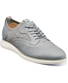 Men's Fuel Knit Plain Toe Oxford Shoe