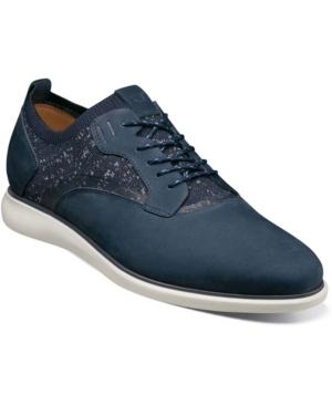 Men's Fuel Knit Plain Toe Oxford Shoe Men's Shoes