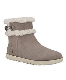 Snowy Women's Booties