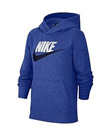 Big Boys Club Fleece Sportswear Pullover Hoodie