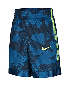 Big Boys Elite Super Basketball Shorts