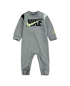 Baby Boys Colorblocked Coverall