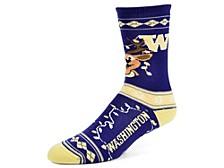 BYU Cougars Sweater Stride Socks